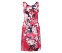 Kleid pink / rosa / weiß