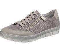 Sneaker grau / taupe / flieder