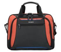 Laptoptasche 'Kleur' anthrazit / orange