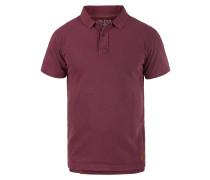 Poloshirt 'Camper' lila / rotviolett