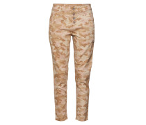Jeans 'Penora' camel / sand