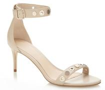 Sandalette 'fanny' hellbeige