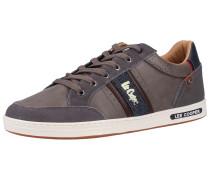 Sneaker navy / grau / weiß