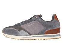 Sneaker braun / grau / dunkelgrau