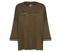 Shirt 'Bianna Jersey' oliv