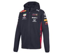 Kapuzen-Sweatjacke 'Red Bull Racing Team'