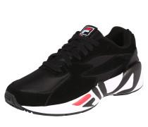 Sneaker 'Mindblower' rot / schwarz / weiß