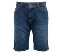 Hose 'shorts' blue denim