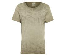 T-Shirt 'Tee' dunkelgrün