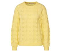 Pullover 'alana' gelb