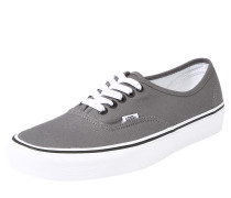 Sneaker 'Authentic' grau / weiß