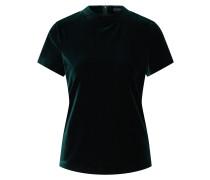 Blusenshirt dunkelgrün