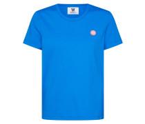 T-Shirt 'uma' blau