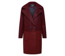 Mantel rot / weinrot