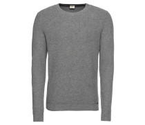 Pullover 'Strick Lvl5 Cotton / Nylon' grau