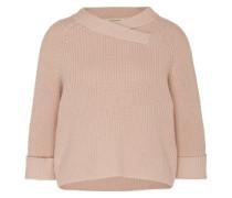Pullover im Oversized-Format rosé