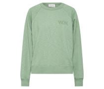Sweatshirt 'jerri' hellgrün