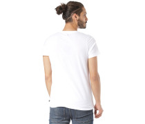 T-Shirt 'Raha' weiß