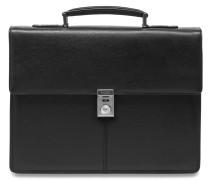 Aberdeen Aktentasche Leder 37 cm Laptopfach