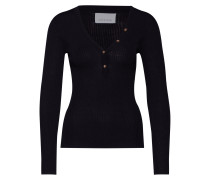 Shirt 'Lua v-n 10779' schwarz