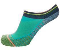 Socken 'Athletic Fusion Reflex Low' grün