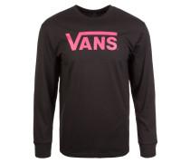 Shirt pink / schwarz