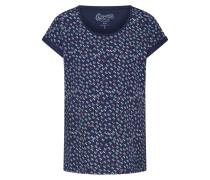 Shirt 'ocs Short Slub' navy / mint