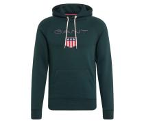 Sweatshirt ' Shield Hoodie' tanne