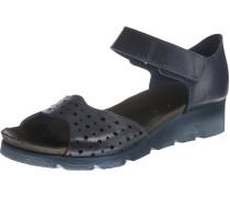 Sandaletten navy
