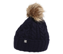 Mütze 'cable Hat-Hat' navy