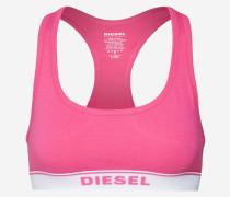 Bustier 'ufsb-Miley' pink / weiß