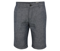 Shorts 'shhparis Blue Linen Shorts'