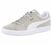Sneaker 'Suede Classic' hellgrau