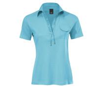 Polo-Shirt türkis