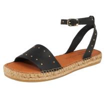 Sandale 'Nika 16' schwarz