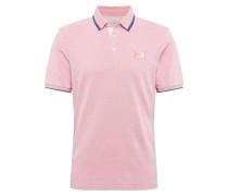 Shirt '8150' blau / rosa / weiß