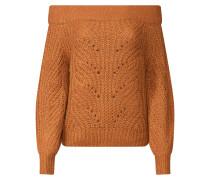 Pullover 'nmphoebe L/S OFF Shoulder Knit 7'