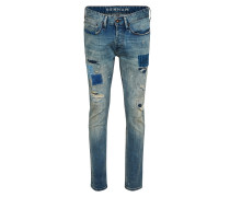 Jeans 'razor Bvd' blue denim