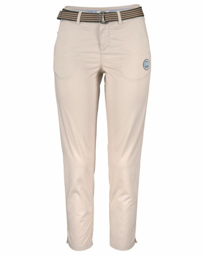 Polo Team 7/8-Hose beige