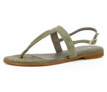 Sandale 'olimpia' oliv