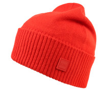 Strickmütze 'Kotapran' rot