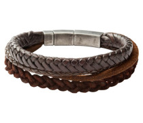 Armband kastanienbraun / dunkelbraun