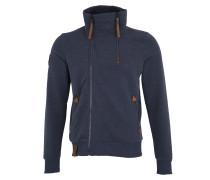 Sweatshirt 'Du Affenmensch' nachtblau