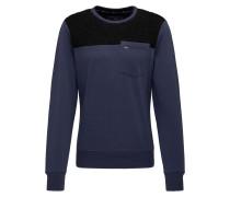 Pullover marine / schwarz