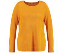 Pullover senf / hellorange