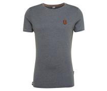 T-Shirt 'Halim Trabando' hellgrau