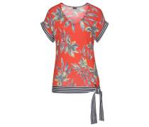 Strandshirt mischfarben / rot