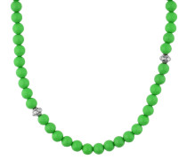 Halskette 'Hot Eenl10349H420' grün