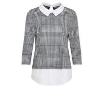 Shirt 'selma' schwarz / weiß