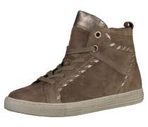 Sneaker hellbeige / braun